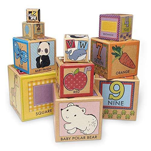 10 Stacking & Nesting Blocks
