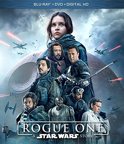 Rogue One: A Star Wars Story Blue-Ray+DVD