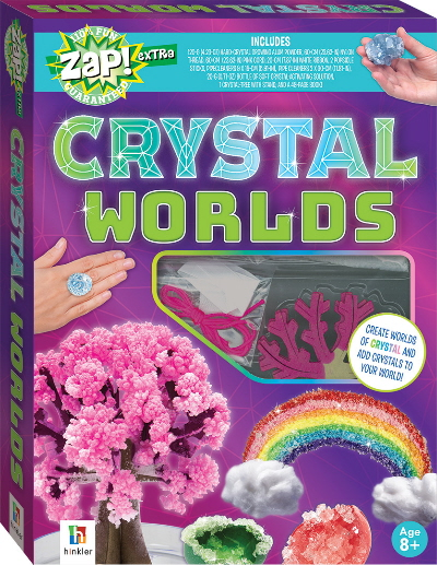 Crystal Worlds (Zap! Extra)