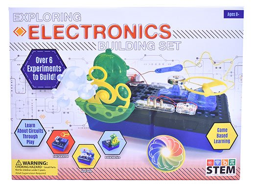 Exploring Electronics Building Set