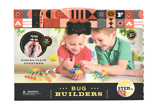 Bug Builders (STEM Jr.)
