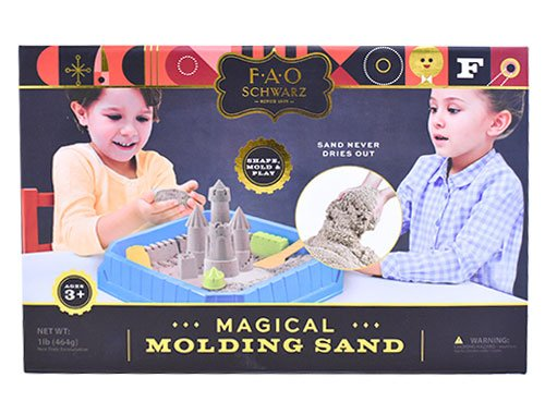 Magical Molding Sand