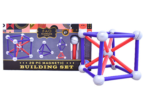 29 Piece Magnetic Building Set (STEM Jr.)
