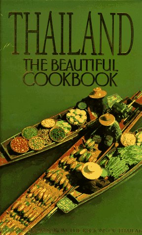 Thailand, the Beautiful Cookbook