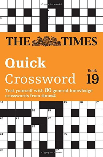 The Times Quick Crossword (Bk. 19)