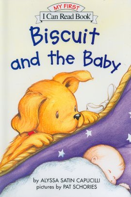 Biscuit And The Baby (My First I Can Read Book)