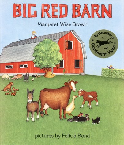 Big Red Barn (Oversize)