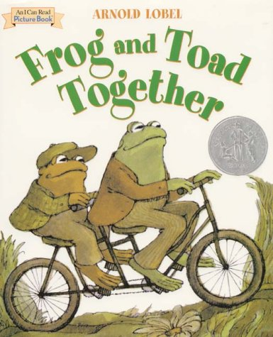 Frog and Toad Together ( An I Can Read Book, Level 2)