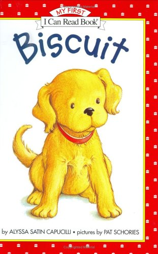 Biscuit (My First I Can Read!)
