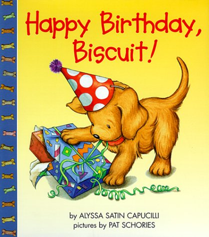 Happy Birthday, Biscuit