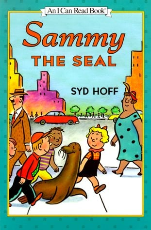 Sammy The Seal (I Can Read!, Level 1)