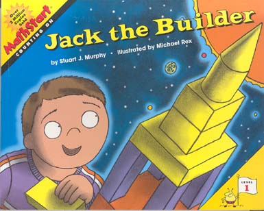 Jack The Builder (Mathstart, Level 1)