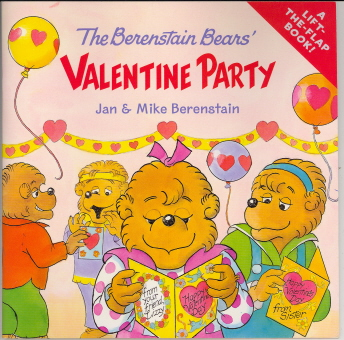 Valentine Party (The Berenstain Bears)