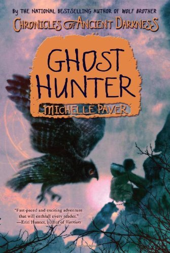 Ghost Hunter (Chonicles Of Ancient Darkness, Bk. 6)