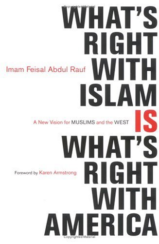 What's Right with Islam Is What's Right with America