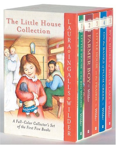 The Little House Collection (Full-Color Collector's Set)
