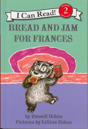 Bread and Jam for Frances (I Can Read!, Level 2)