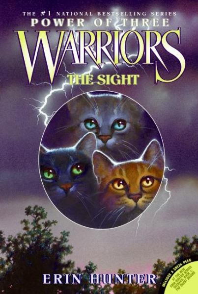 The Sight (Power Of Three Warriors, Bk. 1)