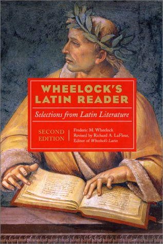 Wheelock's Latin Reader (2nd Edition)