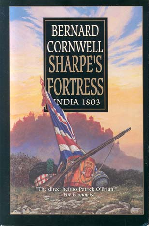 Sharpe's Fortress: India 1803