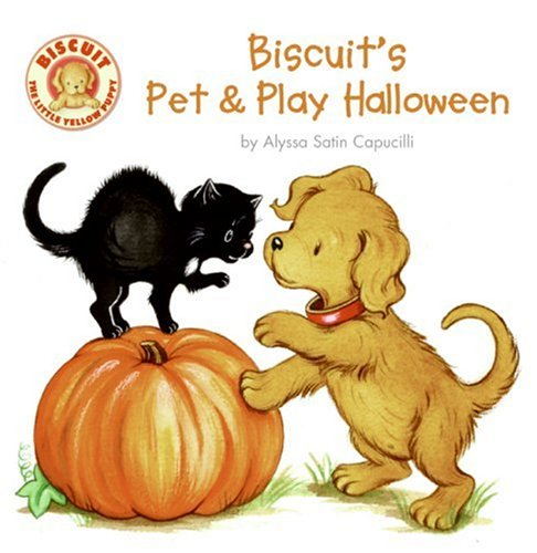Biscuit's Pet & Play Halloween (Biscuit The Little Yellow Puppy)