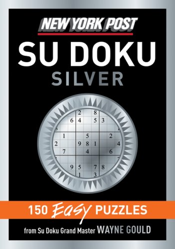 Silver Su Doku (New York Post)