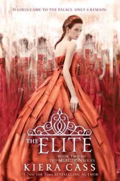 The Elite (The Selection, Bk 2)