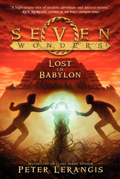 Lost in Babylon (Seven Wonders, Bk. 2)