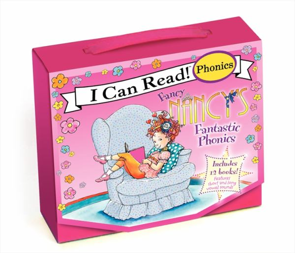 Fantastic Phonics (Fancy Nancy's, I Can Read!)