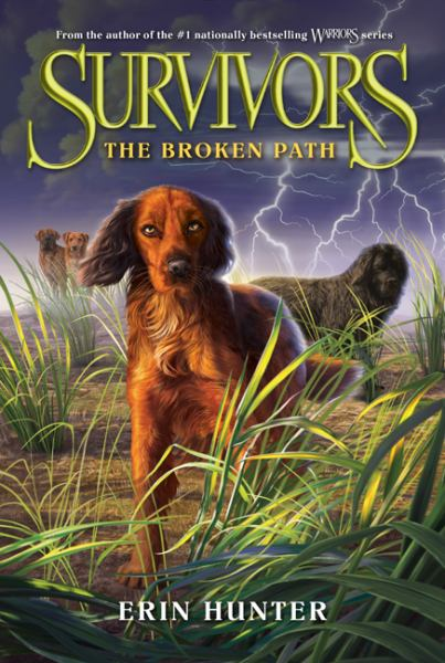 The Broken Path (Survivors, Bk. 4)