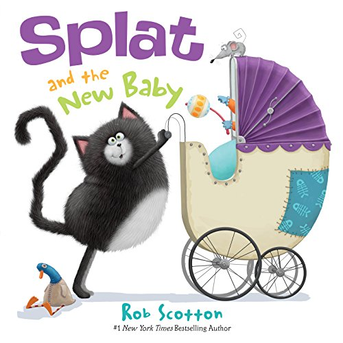 Splat and the New Baby (Splat the Cat)