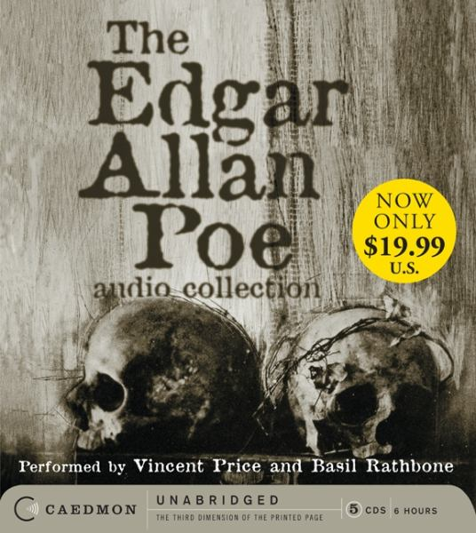 The Edgar Allan Poe Audio Collection (Value Price)