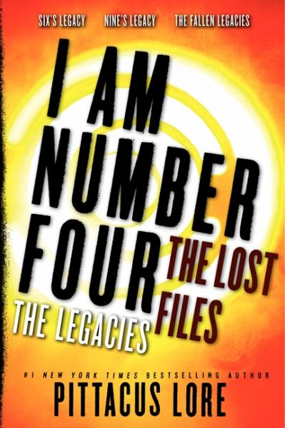 I am Number Four: The Lost Files, The Legacies