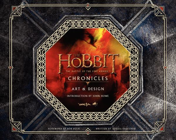 The Hobbit: The Battle of the Five Armies (Art & Design)