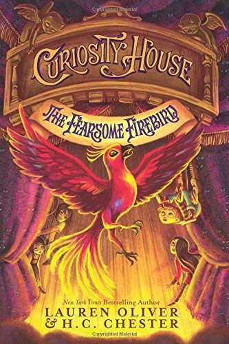 The Fearsome Firebird (Curiosity House, Bk. 1)