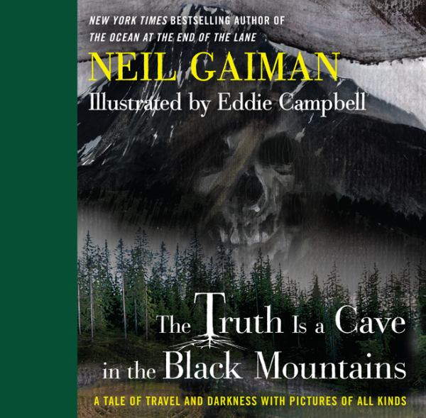 The Truth Is a Cave in the Black Mountains Limited Edition