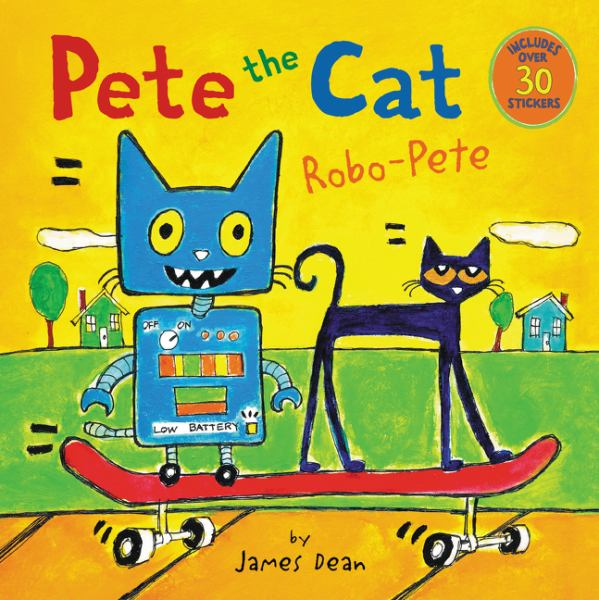 Robo-Pete (Pete the Cat)
