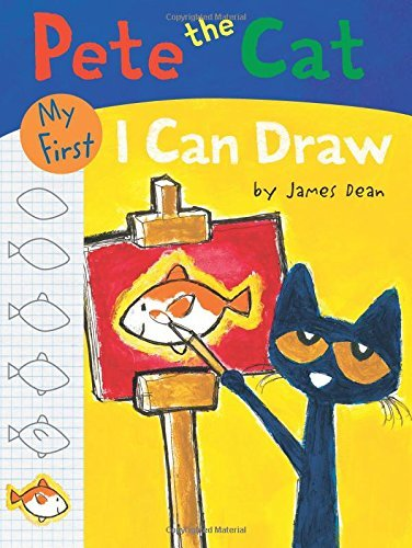 My First I Can Draw (Pete the Cat)
