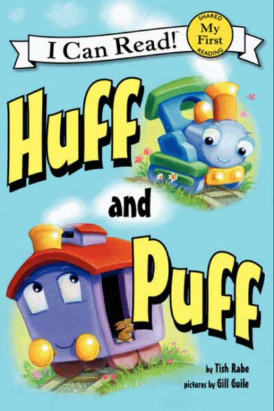 Huff and Puff (I Can Read! My First)