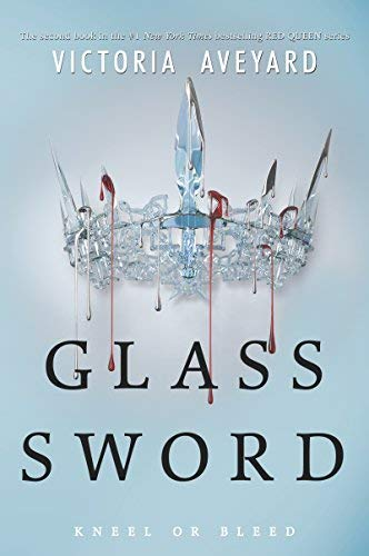 Glass Sword (Red Queen, Bk. 2)