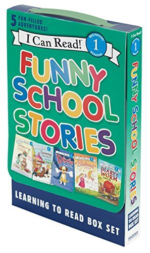 Funny School Stories (I Can Read, Level 1)