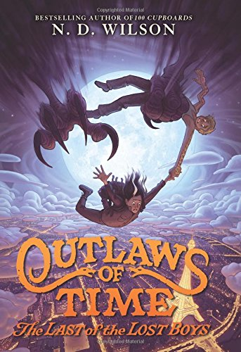 The Last of the Lost Boys (Outlaws of Time, Bk.3)