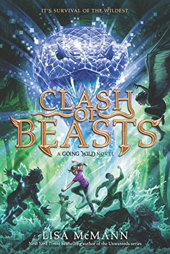 Clash of Beasts (Going Wild, Bk. 3)
