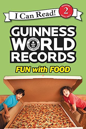 Fun With Food (Guinness World Records, I Can Read Level 2)