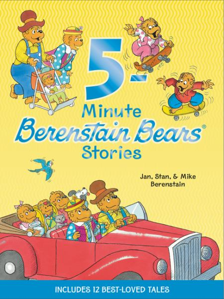 5-Minute Berenstain Bears Stories