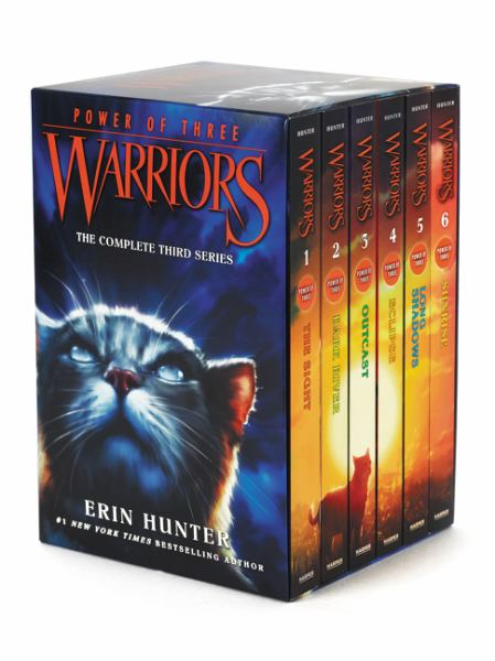 Warriors: Power of Three (The Complete Third Series)