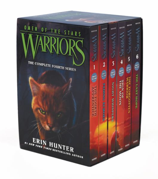 Warriors: Omen of the Stars (The Complete Fourth Series)