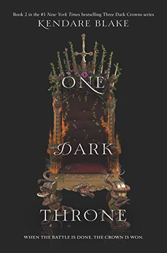 One Dark Throne (Three Dark Crowns, Bk. 2)