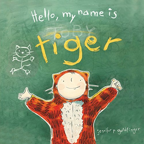 Hello, My Name Is Tiger