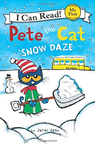Snow Daze (Pete the Cat, My First I Can Read!)